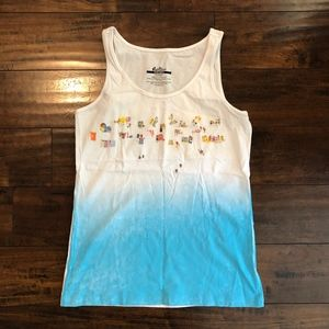 Threadless Beach Tank